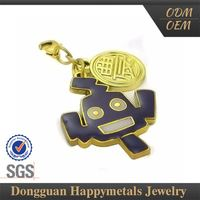 The Most Popular Cheap Price Stainless Steel Cheap Bulk Charms