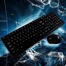 Factory price wireless keyboard & mouse combo