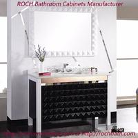 ROCH 8001 Low Cost Euro Style Granite Vanity Top Bathroom Furniture