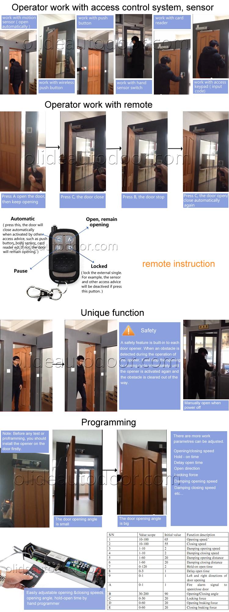 инструкция по установке automatic swing door operator sd3108 на русском языке