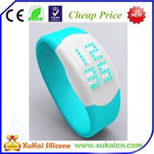 Custom high quality silicone ion watch