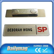 Hot Sell Adhesive Magnet ID Attachment