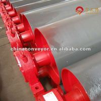 Manufact of drive drums pulley for coal mine belt conveyor