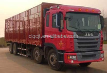 JAC heavy duty truck , livestock and poultry carrier , animals transportation vehicles