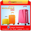 World top 500 ODM Factory/Sale Suitcase abs+pc luggage trolley case/travel luggage bags/leather luggage/hard kids luggage