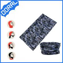 Moisture wicking bandana for riding ,hiking,fishing,running with professional design