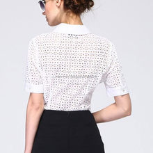 Top grade export patch work in blouse neck designs