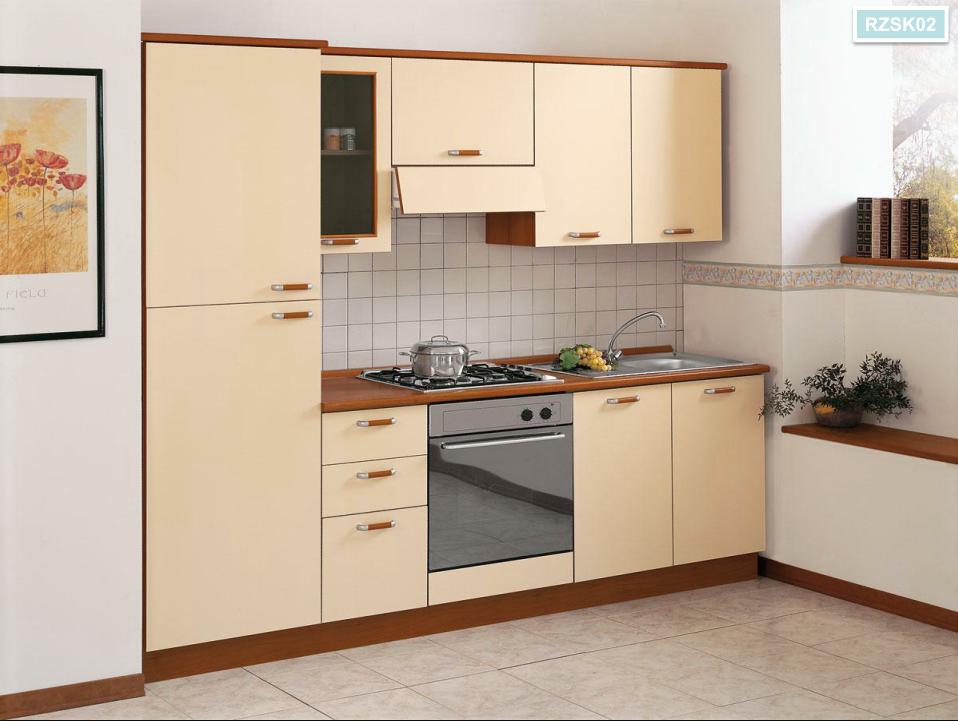 Envío 3d diseño mini cocina mdf mueble cocina modelismo-Cocinas ...