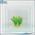 Especial del tanque de pescados del vidrio cristalino de encargo acuario