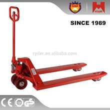 New Product Hydraulic Hand Pallet Truck 2.0 ton 3 wheel electric lifter vehicle with boom