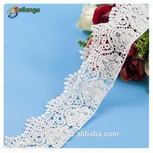 nuevo cordón de encargo de ganchillo para la ropa deocrative