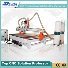fast speed cutting carving wood cnc router in furniture for sale
