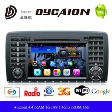 Android 4.4.4 car radio 2 din for mercedes-benz w168 1998 - 2002 Wifi 3G car dvd