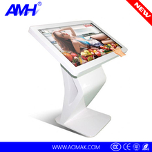 Floor stand led advertising shopping mall 42 inch touch screen Advertising Display
