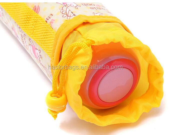 Nouveau Design de belle bouteille sac isotherme pour enfants