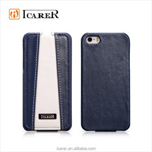 Luxury Cell Phone Leather Case For Iphone 5 &5s