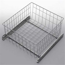 Rh-sx09 180*130*80mm Gift Chrome Metal Mini Shopping Basket