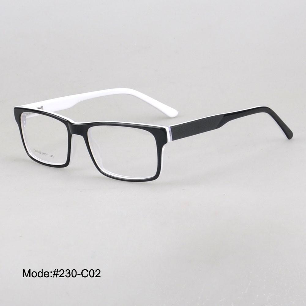 Helle vision frau acetat brillenfassungen B230-Brillengestell ...