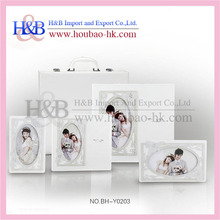 H&B romatic10*10,12*12 wedding anniversary photo frame backboard