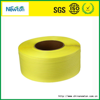 new material high quality 12mm embossed pp strapping tape