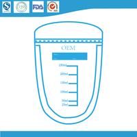 Custom Printing Breast milk Storage Bags