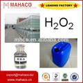 H2o2 peróxido de hidrógeno 35%, 50%, 60% tech grado