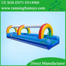 Popular Backyard Inflatable Slip N Water Slide, Tunnel Slide For Sale