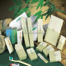 Hot Sale ! Disposable Hotel Amenities Pack / hotel toiletries / hotel accessories