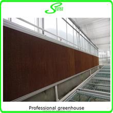 Multi-span greenhouse parts