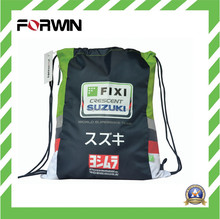 Fashion Durable Drawstring Bag Backpack for Storage