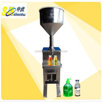 filling machine foot operate,pedal filling machine,vertical filling machine