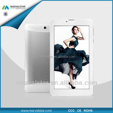 Cheapest High Quality 7 inch MTK Metal Shell 3G Phone Call Android Tablet