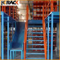 3-tier Storage Steel Attic Rack