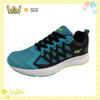 2015 comfortable light color running shoes for women
