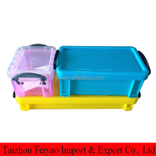 Multifunction PP micro storage container