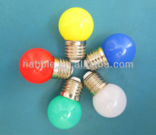 1W led color lamp