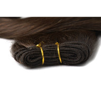 Fast Drop Shipping Wholesale Fashionable Color -4#, soft texture human hair 100% virgin hair brazilian hair weave
