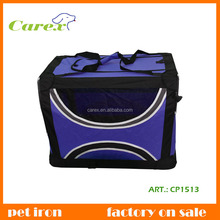 High Quality XL Size With Strip Outside Iron Pets Carrier Bag Animals Sleeping Bag For Pets
