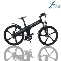 "Flash, 26"" 250W-800w electric bike two seats middle motor F3-704"