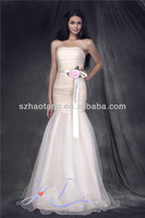 HT1094 Elegant sweetheart neckline best lady gown latest bridal wedding gowns pictures