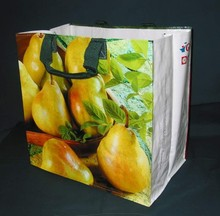 china New Top Quality laminated reusable pp woven bags & pp woven shopping bags