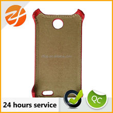 2015 New style smart flip cases for sony z4 with high quality