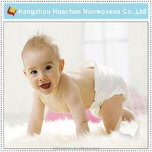 High Stronge Baby Daiper Polypropylene Non Woven Fabric SSS