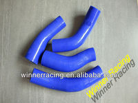 Blue Radiator silicone hose for Nissan 300ZX Fairlady Z Z32 twin turbo 1990-2000