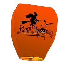 wholesale hot air fire balloon paper lantern/ chinese flying sky lantern high quality factory supply best price top sale