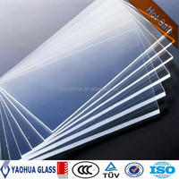 Hot Sale High Quality 4mm Ultra Clear Starphire Glass