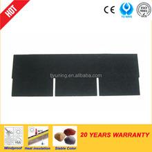 3-tab waterproof asphalt shingles