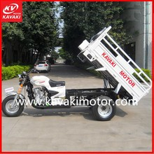 Open Tricycle Hot Sell Motor Tricycle / Electric Tricycle Used For Cargo Carrying