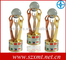 corporate trophies and awards