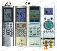 Universal Remote Control KT-N808 A/C Remote Controller
